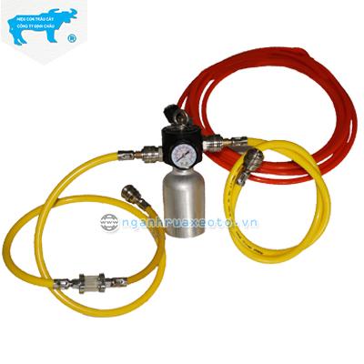 Bộ thiết bị máy xăng dầu- Cấu hình II – ECS
