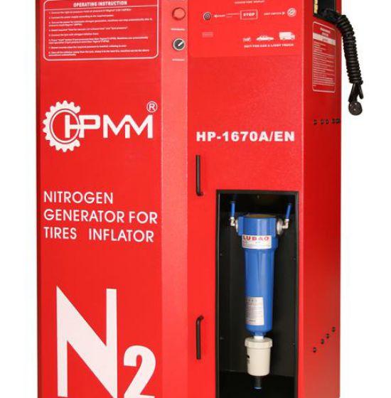 Máy bơm khí Ni tơ xe con 1670A/FN