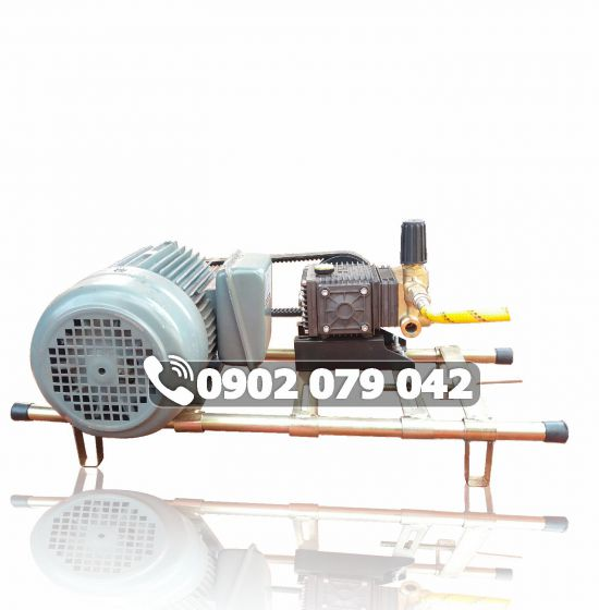 Máy rửa xe cao áp Italy KT20  – 3HP