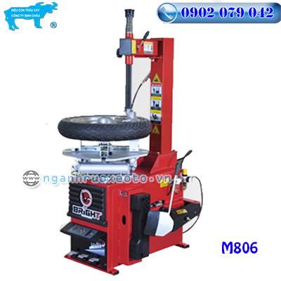 Máy ra vào lốp xe máy, xe điện Bright M806